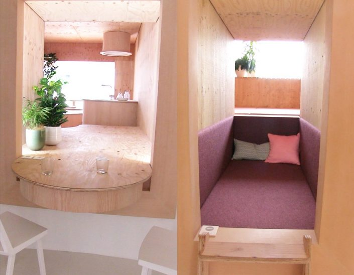 Inside Out / Furniture House: House Vision 2016