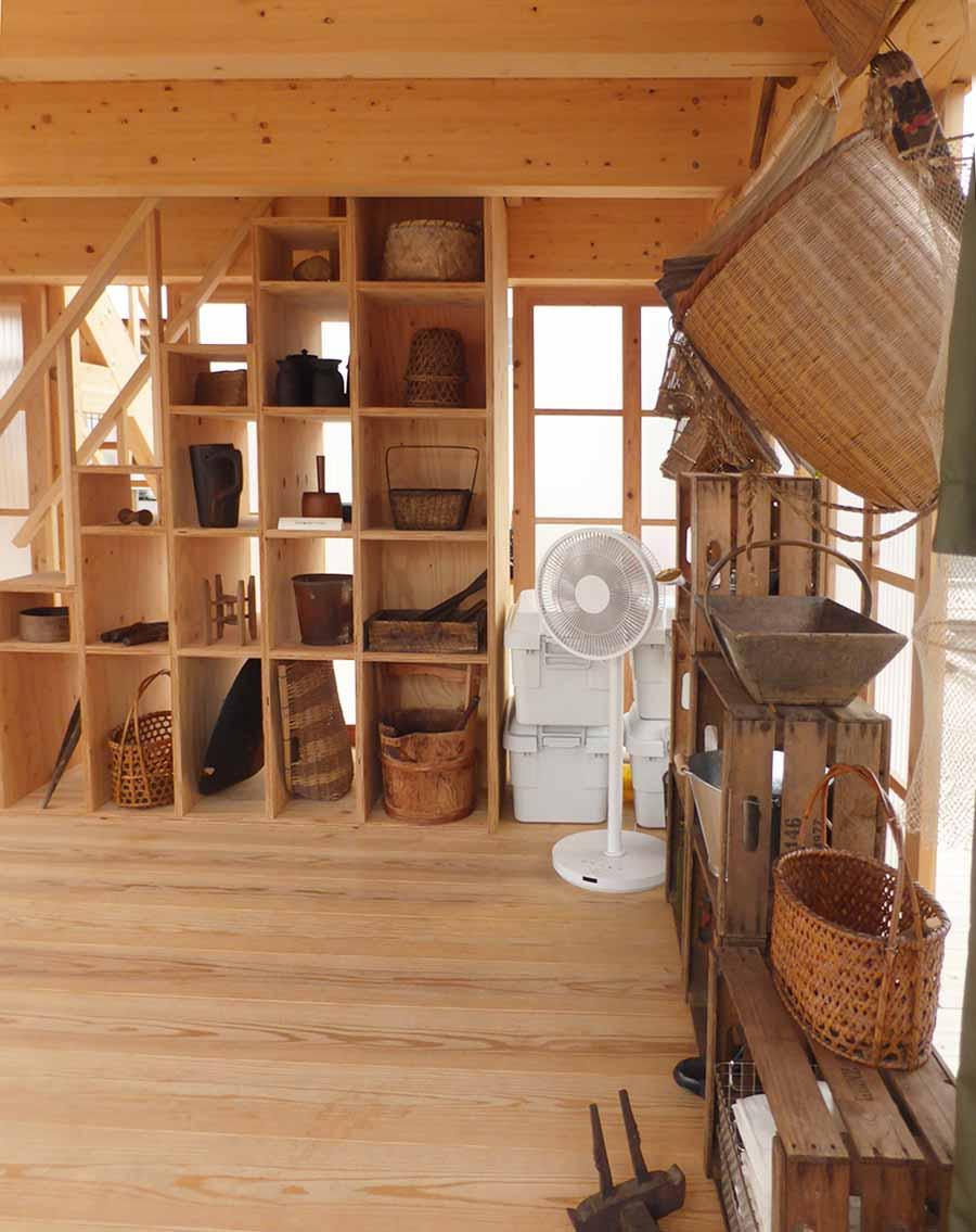 MUJI x Atelier Bow-Wow Tanada Office