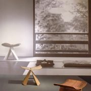 The Butterfly Chair designed by Sori Yanagi