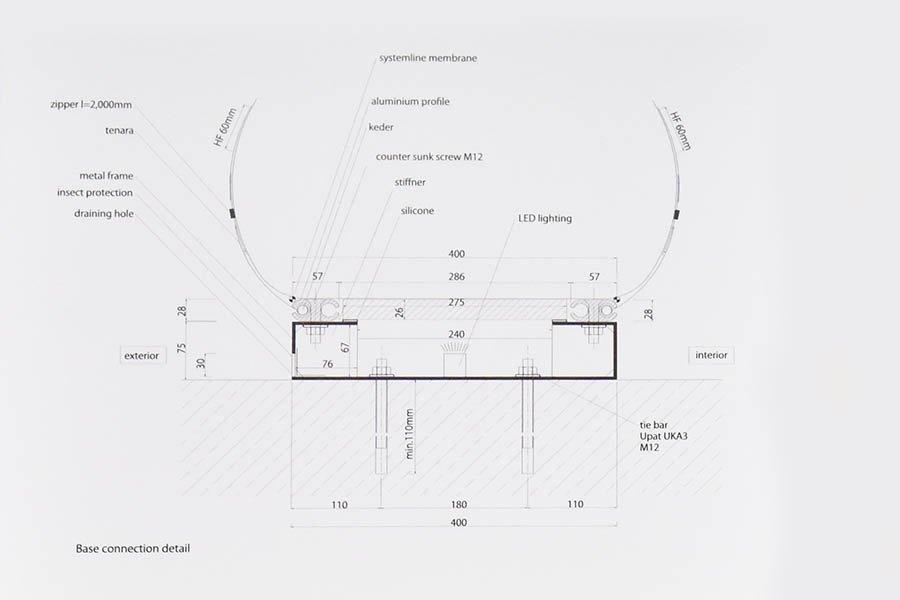Tee Haus designed by Kengo Kuma
