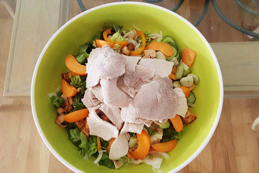 How to make cold shabu shabu